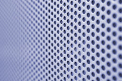 Metal surface Royalty Free Stock Images