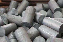 metal sztabka metal obrazy stock