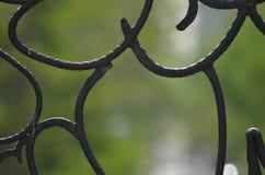Metal sztuka Zdjęcie Stock