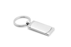 Metal tag Royalty Free Stock Photography