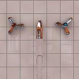Metal tap Royalty Free Stock Image
