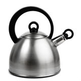 Metal tea pot Stock Photography