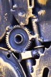 Metal tekstura Fotografia Stock