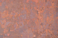 metal tekstura zrudziała bezszwowa Obrazy Stock