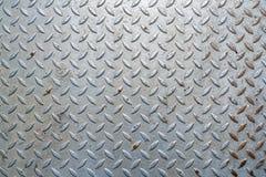 Metal tekstury tło Fotografia Royalty Free