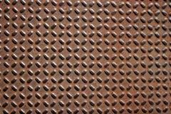 Metal a textura Foto de Stock