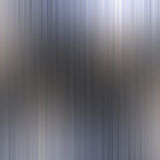 Metal texture. Polished metal texture with vertical stripes Royalty Free Illustration