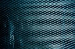 Metal Texture. Close up image of metal texture vector illustration