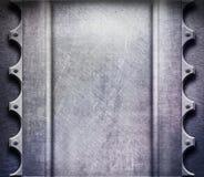 Metal Texture. Metal shine illuminated texture (grunge Royalty Free Stock Images
