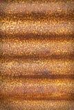 Metal texture. Close up of rusty metallic surface Stock Photos