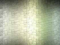 Metal Texture. Texture of silver metal with pattern Royalty Free Stock Photography