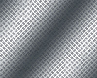 The metal texture. Stock Photos