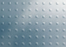 Metal Texture. In blue tone Royalty Free Stock Photography