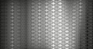 Metal texture. Silver metal texture with beautiful pattern Stock Photos