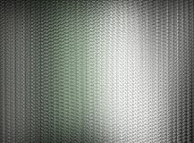 Metal texture. With geometric pattern royalty free illustration