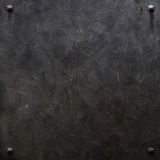 Metal texture. 2d illustration of a black metal texture Royalty Free Stock Photos