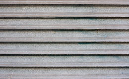 Metal texture. Gorizontal metal texture. idustrial theme Royalty Free Stock Photos