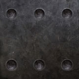 Metal texture. 2d illustration of a metal texture Stock Photos