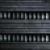 Metal texture. 2d illustration of a grey metal texture Royalty Free Stock Photo
