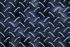 Metal texture Royalty Free Stock Image