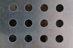 Metal texture. Stock Image