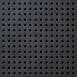 Metal texture. 3d rendered illustration of a grey metal texture stock illustration