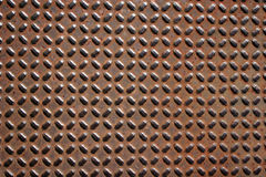 Metal Texture. Close up of rusted metal Stock Photo