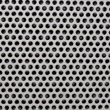 Metal texture background. Metal texture with holes, abstract background Royalty Free Stock Photography