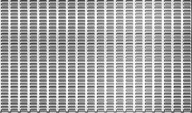 Metal texture. Texture of a metal background stock illustration