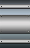 Metal texture. Texture of a metal background vector illustration
