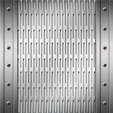 Metal texture. Texture of a metal background royalty free illustration