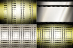 Metal texture Stock Photography