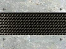 Metal texture background Royalty Free Stock Photos