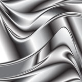 Metal texture background. Vector 1 Stock Photography