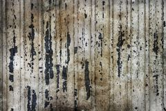 Metal texture grunge with scratches Stock Images