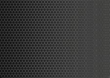 Metal texture honeycomb background Royalty Free Stock Photos