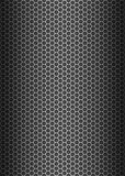 Metal texture honeycomb background Royalty Free Stock Photo