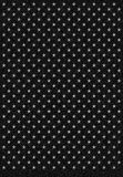 Metal texture mesh pattern with stars Royalty Free Stock Images