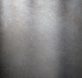Metal texture or plate sligthly stained Royalty Free Stock Image