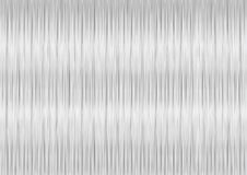 Metal texture. Polished metal plate. Carbon fiber with light. Vector abstract background Stock Photos