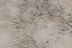 Metal texture with scratches and cracks. gray background stock images