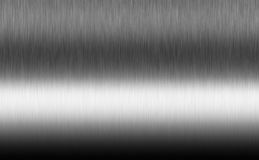 Metal texture. With some added highlights and reflections Royalty Free Stock Photo