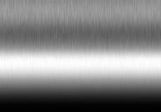 Metal texture. With some added highlights and reflections Stock Photography