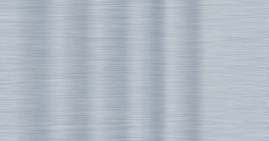 Metal texture with some  highlights Royalty Free Stock Images