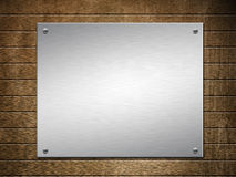 Metal textured background Stock Photos