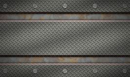 Metal textured background.Metal grip. Rusted metal vector illustration