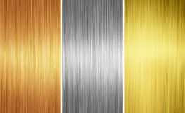 Free Metal Textures Stock Images - 19038084
