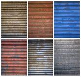 Metal textures Stock Photo