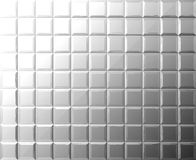 Metal tile background Stock Image
