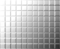Metal tile background Stock Image